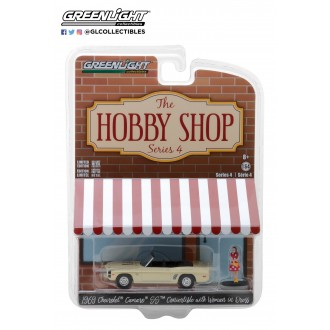 Greenlight 1:64 The Hobby Shop 1969 Chevrolet Camaro SS