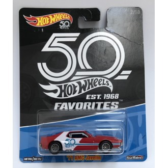 Hot Wheels 1:64 Favorites - '71 AMC Javelin