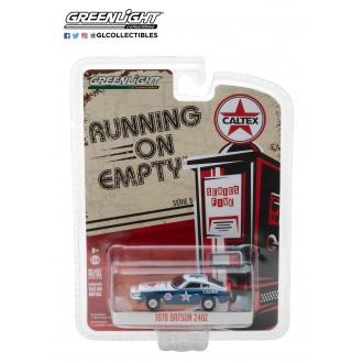 Greenlight 1:64 Running On Empty 1970 Datsun 240Z