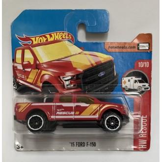 Hot Wheels 1:64 '15 Ford F-150