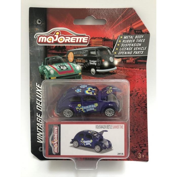 Majorette 1:64 Volkswagen Beetle Summer Time