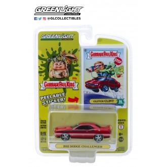 Greenlight 1:64 Garbage Pail Kids - 2012 Dodge Challenger