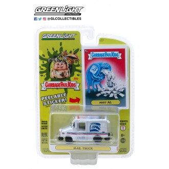 Greenlight 1:64 Garbage Pail Kids - Mail Truck