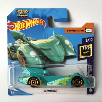 Hot Wheels 1:64 Batmobile Scooby-Doo