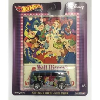 Hot Wheels 1:64 Pop Culture - Volkswagen Deluxe Station Wagon