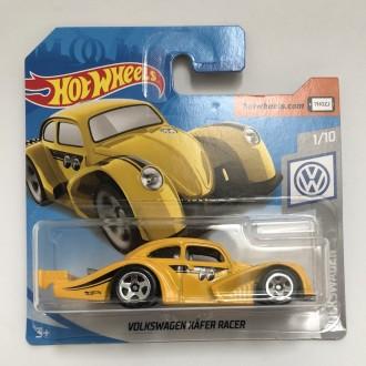 Hot Wheels 1:64 Volkswagen Kafer Racer Moon Yellow
