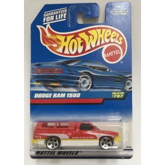Hot Wheels 1:64 Dodge Ram 1500