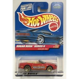 Hot Wheels 1:64 Jaguar XK8 Red