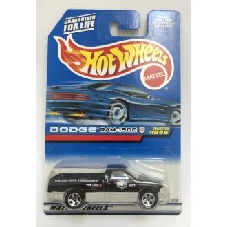 Hot Wheels 1:64 Dodge Ram 1500 Black