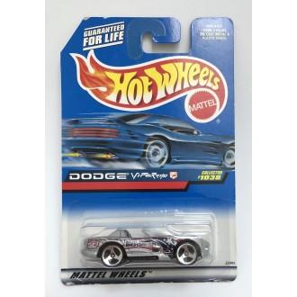 Hot Wheels 1:64 Dodge Viper...