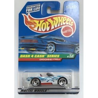 Hot Wheels 1:64 Dodge Viper RT/10 White