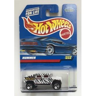 Hot Wheels 1:64 Hummer White