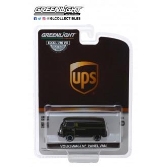 Greenlight 1:64 Hobby Exclusive - Volkswagen Panel Van UPS