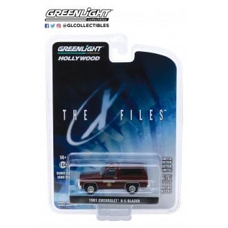Greenlight 1:64 Hollywood - 1981 Chevrolet K-5 Blazer