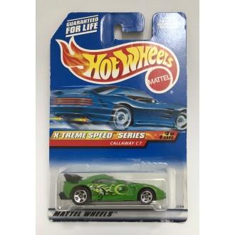 Hot Wheels 1:64 Callaway C7
