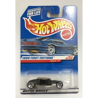 Hot Wheels 1:64 Track T First Editions