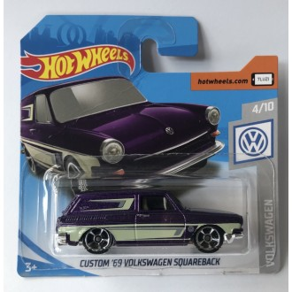 Hot Wheels 1:64 Custom '69...
