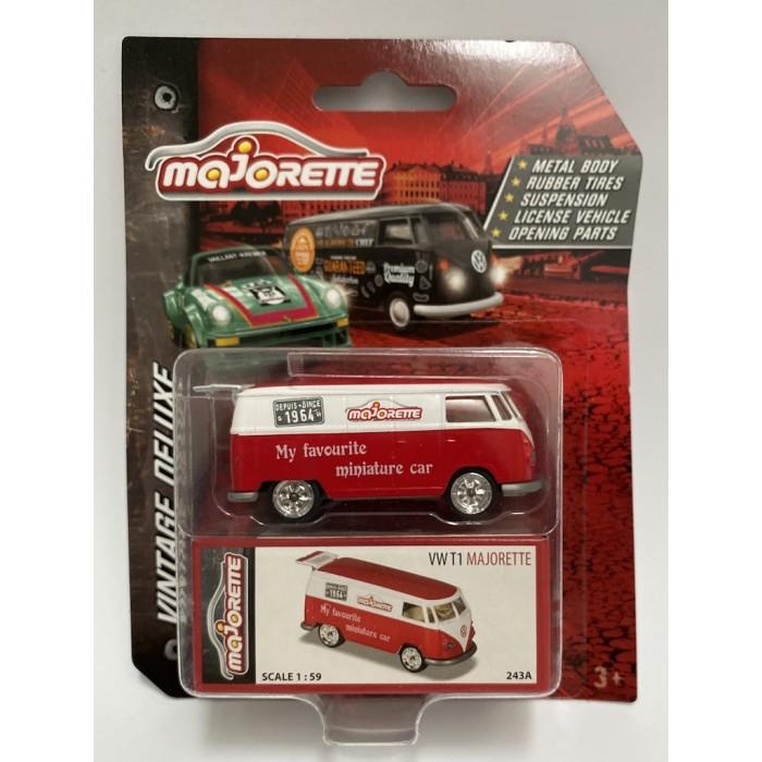 Majorette 1:64 Volkswagen T1