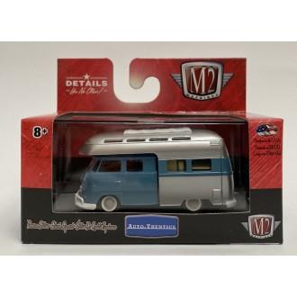 M2 1:64 VW Series - 1959 Volkswagen Double Cab Truck USA Model