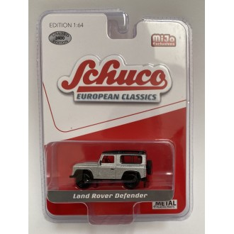 Schuco 1:64 European Classic - Land Rover Defender
