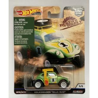 """Hot Wheels 1:64 Car Culture - Volkswagen """"Baja Bug"""""""