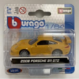 Bburago 1:64 2008 Porsche...