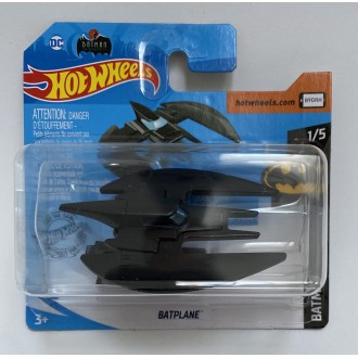 Hot Wheels 1:64 Batplane Batman