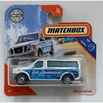 Matchbox 1:64 Nissan NV Van