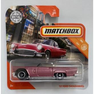 Matchbox 1:64 '57 Ford Thunderbird