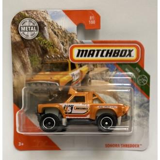 Matchbox 1:64 Sonora Shredder