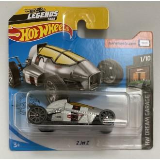 Hot Wheels 1:64 2 Jet Z