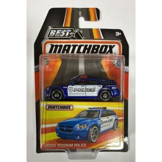 Matchbox 1:64 Best Of Matchbox - Dodge Magnum Police