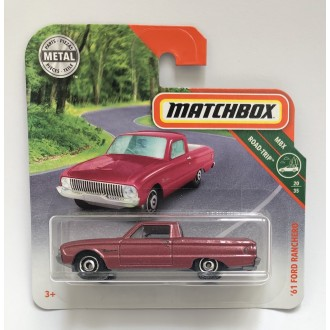 Matchbox 1:64 '61 Ford...