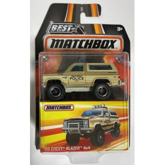Matchbox 1:64 Best Of Matchbox - '89 Chevy Blazer 4x4