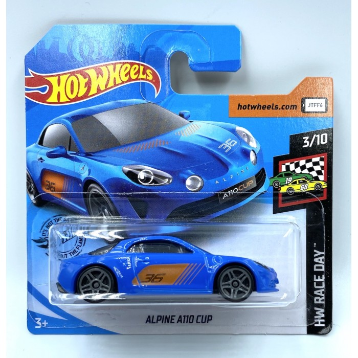 Hot Wheels 1:64 Alpine A110 Cup