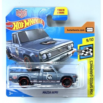 Hot Wheels 1:64 Mazda Repu...