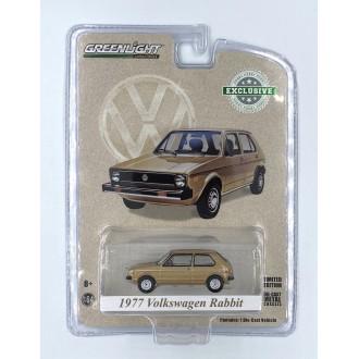 Greenlight 1:64 Hobby Exclusive - 1977 Volkswagen Golf MK1 Rabbit