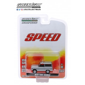 Greenlight 1:64 Hollywood - 1970 Ford Bronco
