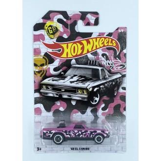 Hot Wheels 1:64 - Urban Camouflage - '68 El Camino
