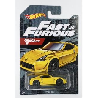 Hot Wheels 1:64 Fast & Furious - Nissan 370Z