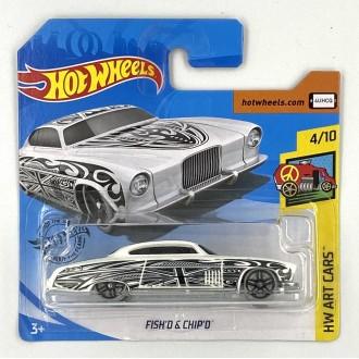 Hot Wheels 1:64 Fish'd &...