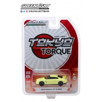 Greenlight 1:64 Tokyo Torque - 2016 Nissan GT-R (R35)