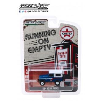 Greenlight 1:64 Running On Empty - 1964 Nissan Patrol