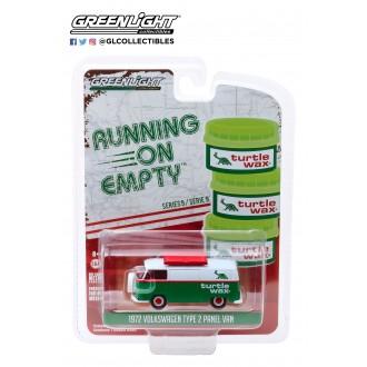 Greenlight 1:64 Running On Empty - 1972 Volkswagen Type 2 Panel Van
