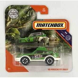 Matchbox 1:64 '85 Porsche 911 Rally