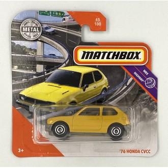 Matchbox 1:64 '76 Honda CVCC