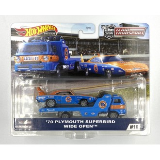 Hot Wheels 1:64 Team...