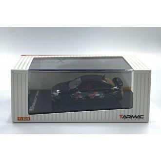 Tarmac 1:64 Mitsubishi Lancer Evo X Ralliart Black