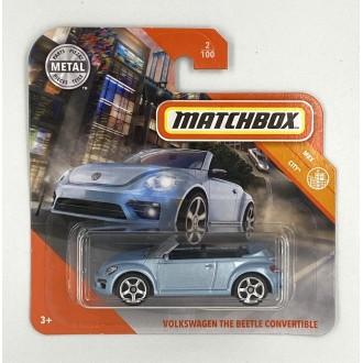 Matchbox 1:64 Volkswagen The Beetle Convertible