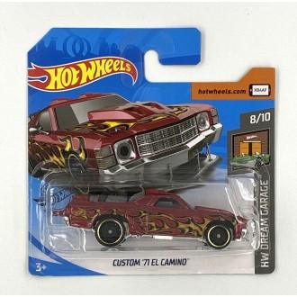 Hot Wheels 1:64 Custom '71 El Camino